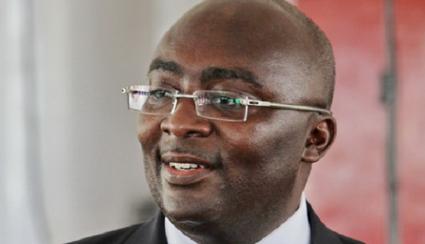 Bawumia accuses Mahama of rolling back progress