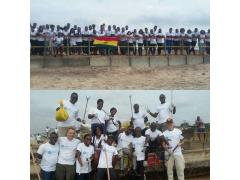 US Embassy, others clean up Titanic beach