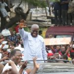 'I won't stop begging to be president' – Nana Addo