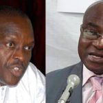 Ford gift debate: Bagbin, Mensah Bonsu square off