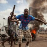 Two DR Congo policemen killed in Kinshasa clashes