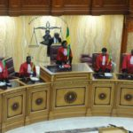 Gabon court upholds Ali Bongo election win