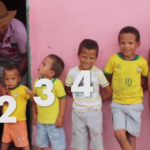 Video/photos: Brazilian couple has 13 sons and won't stop having kids until they have a girl