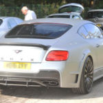 Man U star Phil Jones turns up for training in new customized £200,000 Bentley (photos)