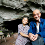 Couple live in cave for 54 years