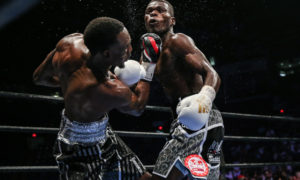 VIDEO: Robert Easter Jr edges Richard Commey to claim vacant IBF lightweight title
