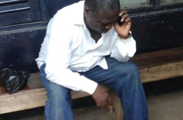 Hooliganism at Wa as Aduana Stars CEO  suffers physical assaults at the hands of riotous All Stars supporters