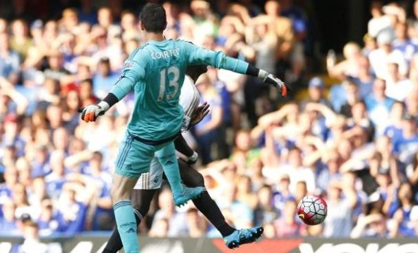 Stats show Courtois is Currently the worst goalkeeper in the Premier League
