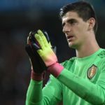 I will weigh up my Chelsea career in 2018- Thibaut Courtois