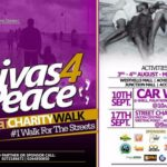 SPAA Diva's to walk for peace