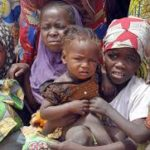 Nigerian refugees in Niger struggle for food and water