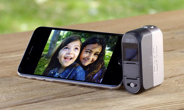 Forget the iPhone 7 Plus, this accessory turns any iPhone into a DSLR