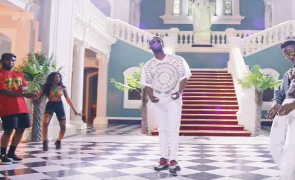 Eugy release Official video for Dance for me ft Mr Eazi