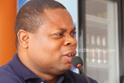 Mahama acting like a 'cry baby' – Franklin Cudjoe