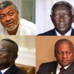 Creative arts development: Okraku Mantey ranks Rawlings higher over Kufuor, Mills and Mahama