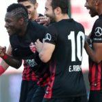 Asamoah Gyan opens Arabian Super League account for Al Ahli