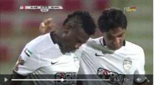 Video: Asamoah Gyan scores debut goal for Al Ahli