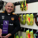 Hull City boss Mike Phelan named English Premier League's Manager of the Month for August