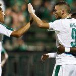 Panathinaikos star Mubarak Wakaso scores on Greek Super League debut