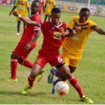 GhPL match report: Medeama, Kotoko share spoils at Tarkwa