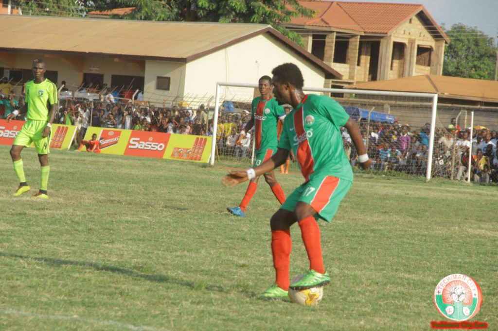 Fatawu dazzles home fans with superb skill
