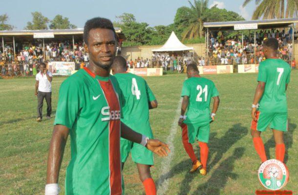 Techiman City star Fatawu single handedly outgun Hasaacas to relegation