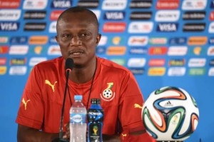 Nana Fitz blasts Kwesi Appiah over player selection