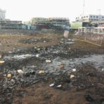 NDC manifesto launch, whirled sunyani coronation park into mud and dump.
