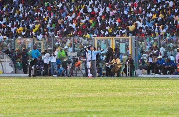 Ex- Hearts Gaffer Kenichi Hails Ghana Journalists and thanks Phobia fans