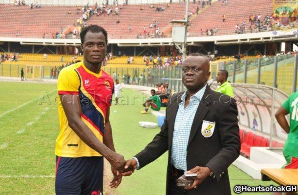 Hearts Defender Inusah Musah deserves Black Stars call-up says Ex Ghana Defender Armah Senegal