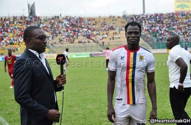 Feature: Why Hearts defender Inusah Musah deserves Black Stars call-up