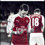 Photo: Ozil prays and sends message to fans ahead of Arsenal v Chelsea