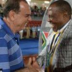 AFCON 2017: Bafana Bafana coach Mashaba tips Ghana to end Africa cup drought
