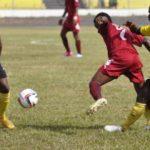 Ex AshGold midfielder Alhaji Sani rules out Ashanti Gold return