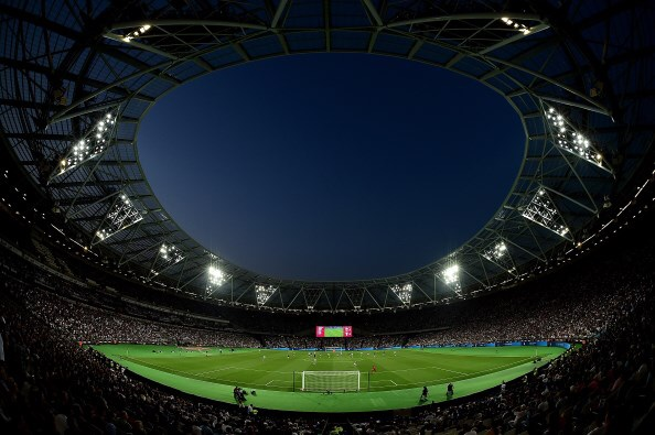The new london stadium