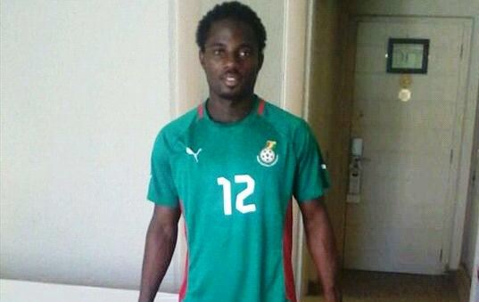 Samuel Afful leaves Sekondi Hasaacas after thirteen years