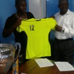 Ex-Kotoko striker Ahmed Toure pens down two-years deal with Bechem united