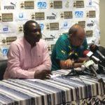 Presser: Black Stars coach Grant briefs the Press ahead of Rwanda tie