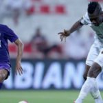 Asamoah Gyan scores on Al Ahli debut against former club