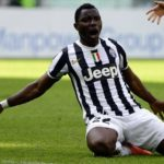 Juve Named Kwadwo Asamoah In Champions league squad