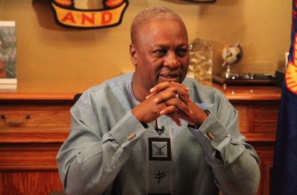 Election 2016: Gov't condemns hate speech of 'death threat' comment against Mahama