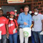 Photos: Inesfly Africa paints Ridge Hospital