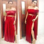 Juliet Ibrahim dazzles in Nadyalalah at Lagos movie premiere