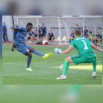 Ghanaian striker Kwame Karikari scores artful finish on Ukrainian Premier League debut