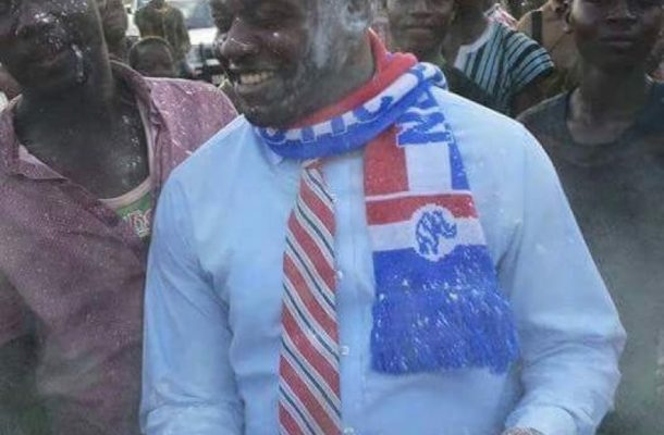 Karaga NPP Parliamentary candidate resigns