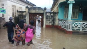 Photos: Koforidua flooded again after heavy rains