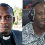 Sensational Video: Prophet Kumchacha 'delivers' Counselor Lutterodt