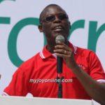 We are doers not empty barrel talkers like the NPP - Fifi Kwetey