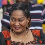 First Lady receives Humanitarian Award
