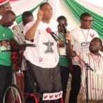Free education, healthcare for PWDs under CPP gov't - Greenstreet